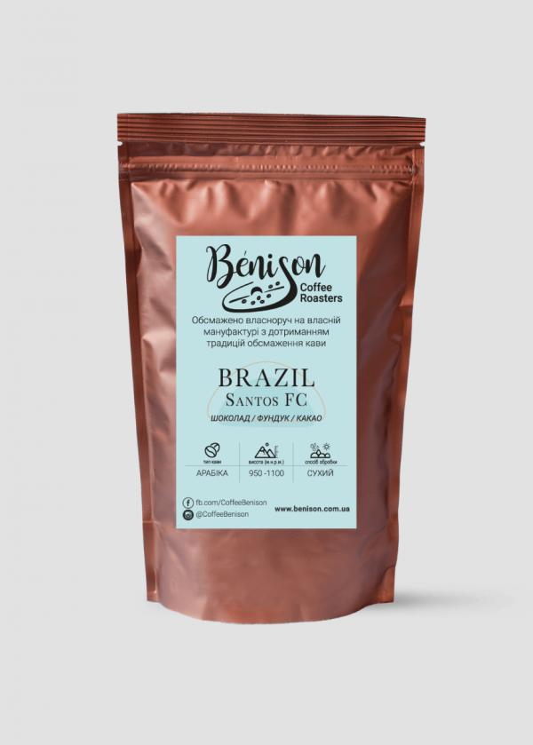 Кава Бразилія - Santos FC